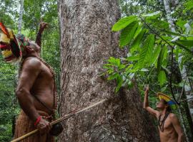 Os índios e o Meio Ambiente